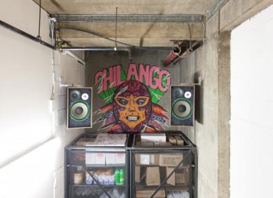 Chilango Restaurant Exterior Design