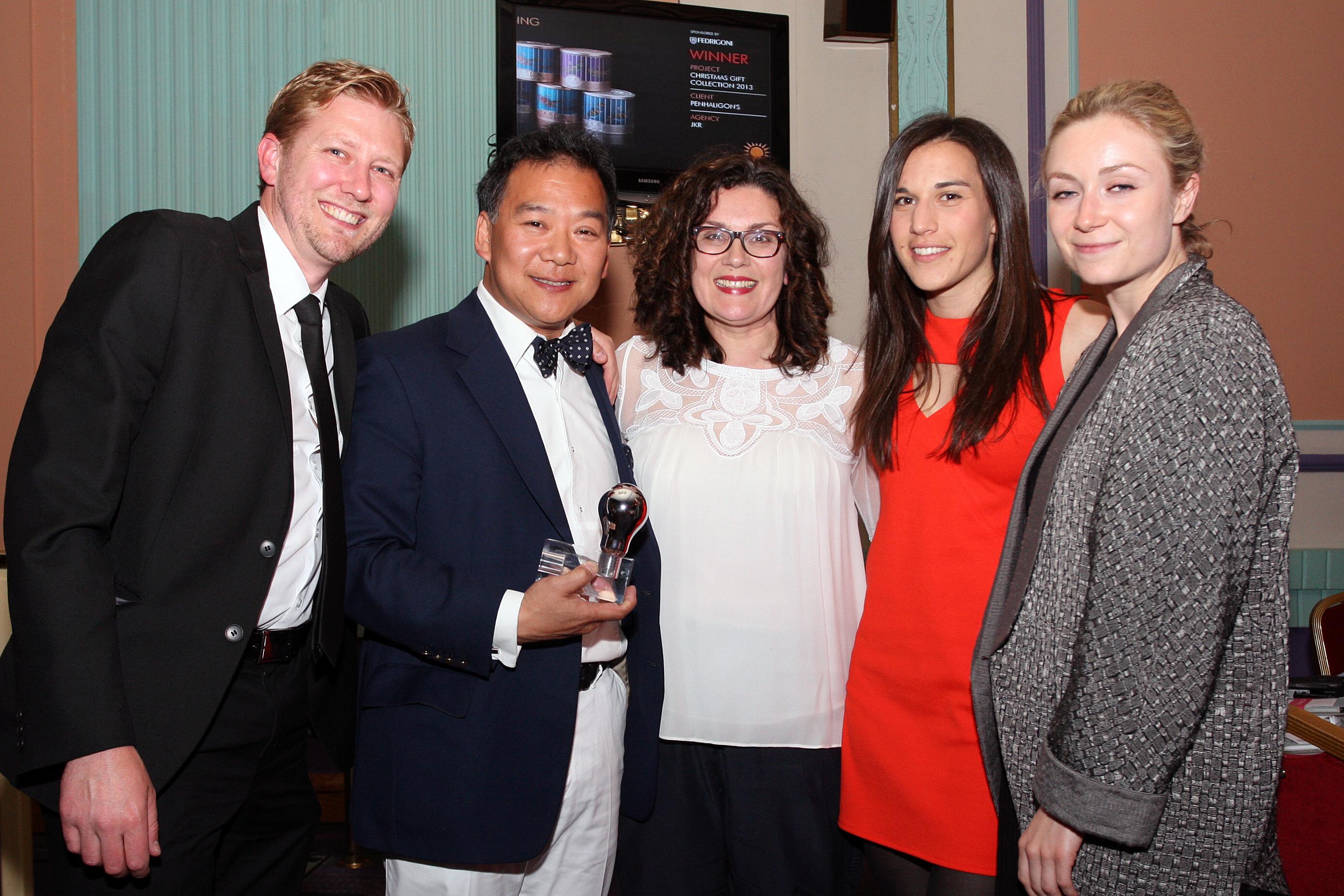 Domus Wins at Design Week Awards 2014