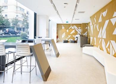 tttDaikin Solution Plaza Showroom interior Design