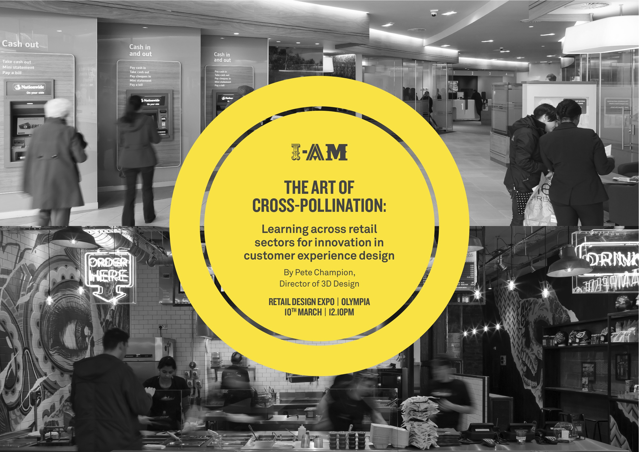 I-AM present at Retail Design Expo