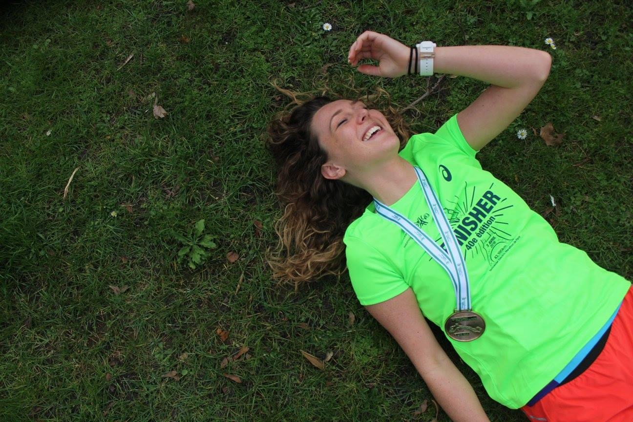 Hari Running Marathon