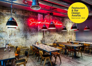Pizza Union Design Awards