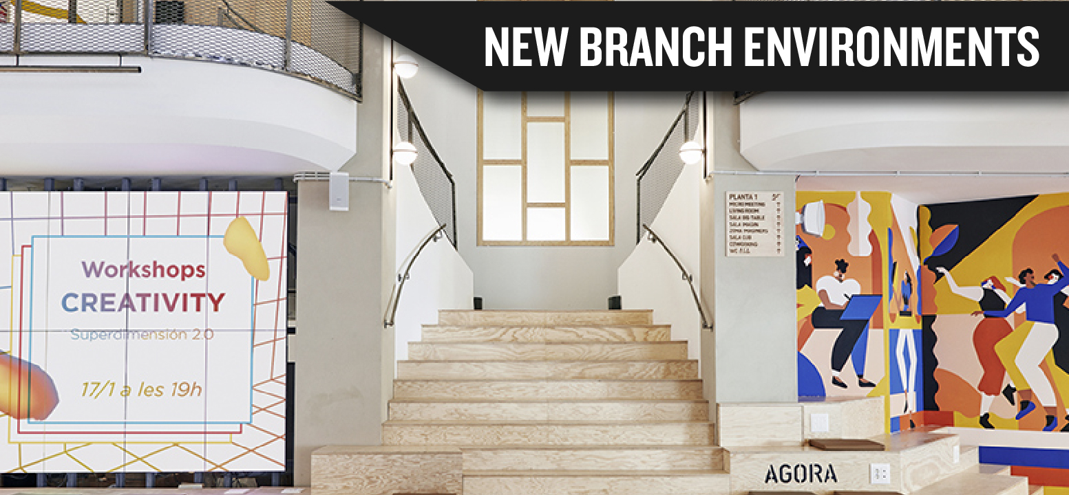NEW BRANCH ENVIRONMENTS