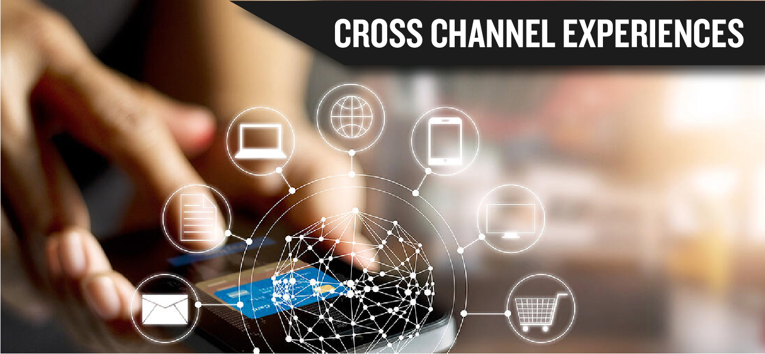 CROSS CHANNEL EXPERIENCES