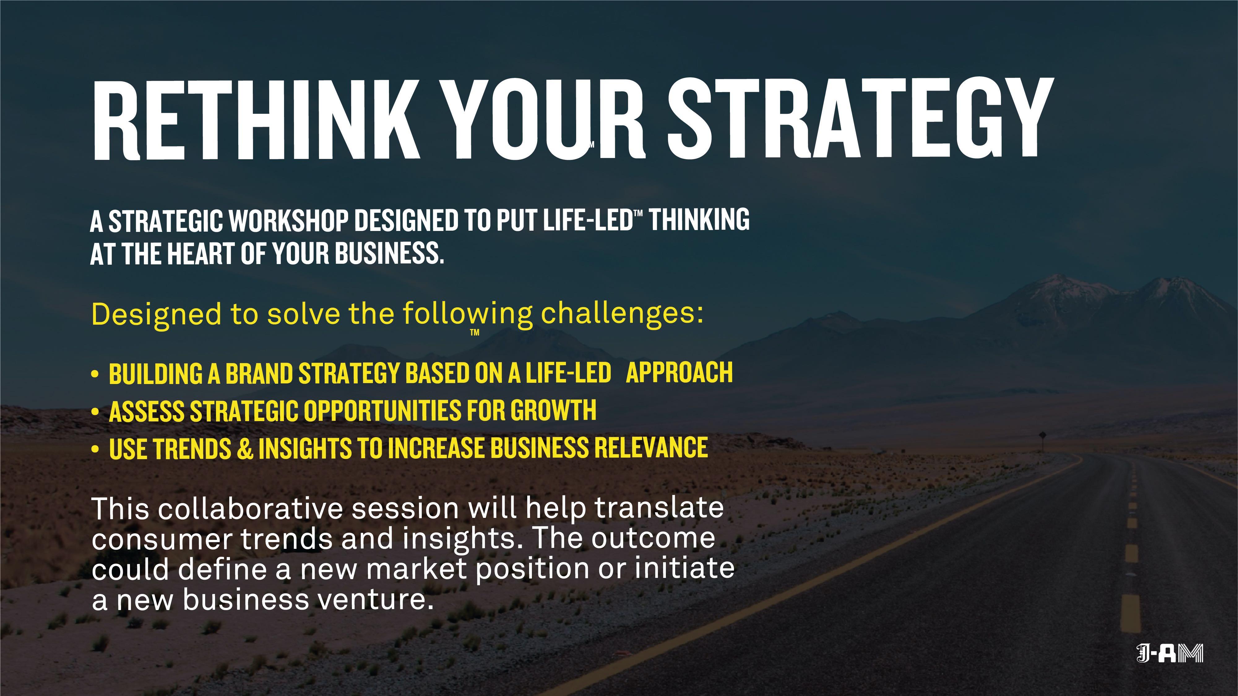 life led workshops