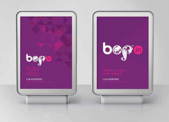 BOP Billboard & Poster Design