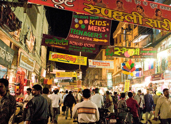Indian Bubble Tea Street