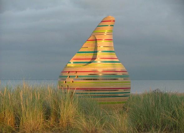 Lincolnshire Jabba Beach Hut