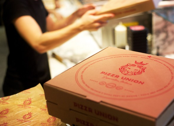pizza union logo