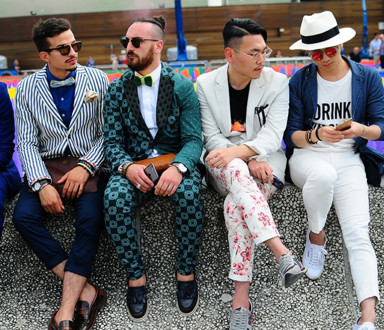 Pitti Immagine Fashion Trade Show