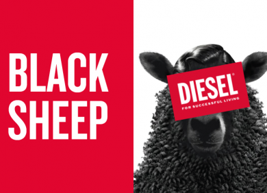 Fashion Branding for Diesel
