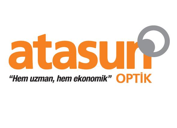 Atasun Optik Store Design Logo
