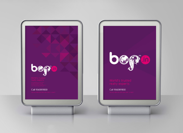 BOP Branding & Estate Agent Design