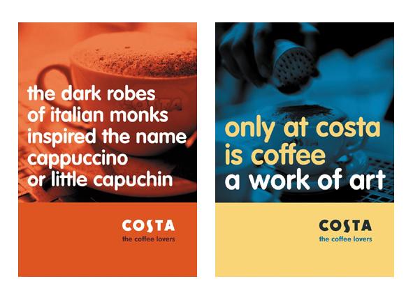 tttCosta Brand Strategy