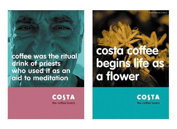 Costa Coffee Interior Design