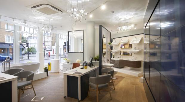 C.P. Hart Unveils New Chelsea Showroom