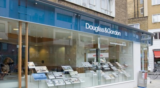 Douglas & Gordon branch on Harrington Road