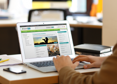 Garanti Bank Website Design