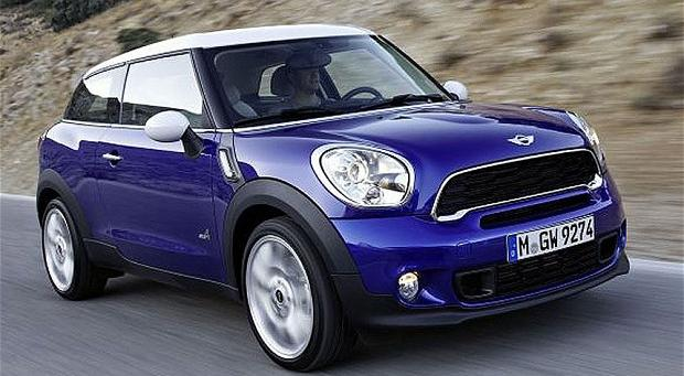 MINI Paceman in Turkey