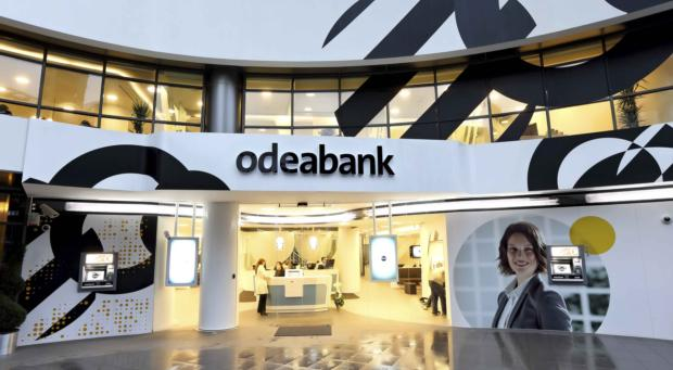 Odeabank redesign by I-AM