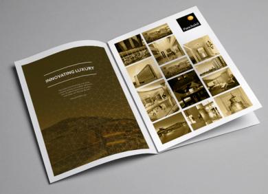 tttPancshil Estate agency Branding & Design