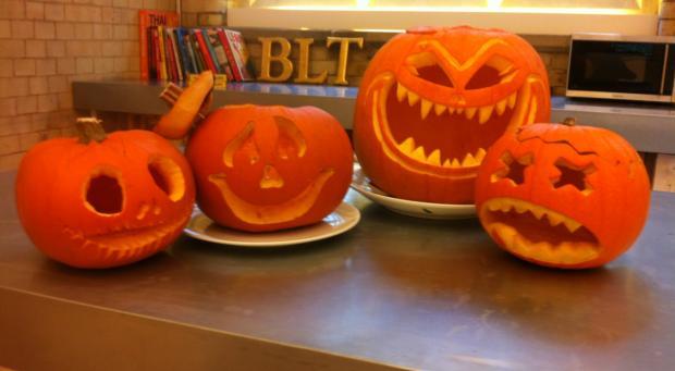 Halloween Pumpkins at I-Am