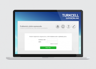 tttTurkcell superonline digital branding and design