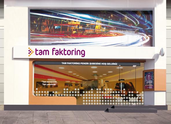 tttTam Faktoring Bank Branch Designers