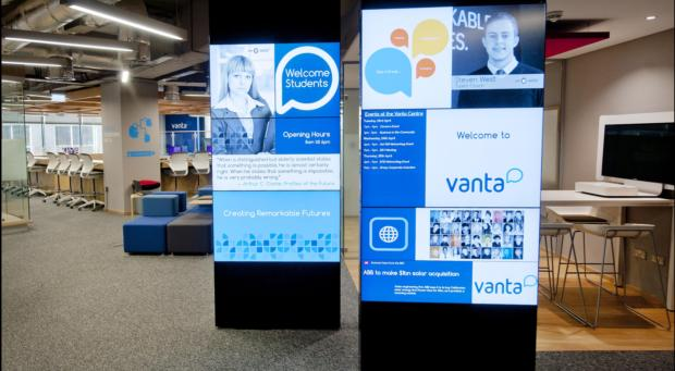 I-AM's work putting the VANTA in advantage